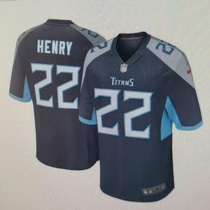 New Titans Derrick Henry Jersey